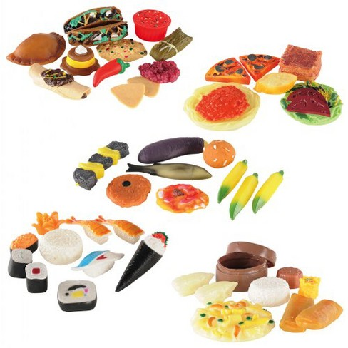 MOJO Life-Size International Pretend Play Food Collection - Set of 5 - image 1 of 4