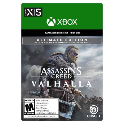 Assassin's Creed: Valhalla Ultimate Edition - Xbox Series X S/Xbox One (Digital)