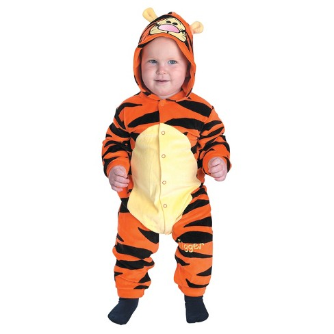 Toddler Tigger Infant Costume 12-18 Months - image 1 of 1