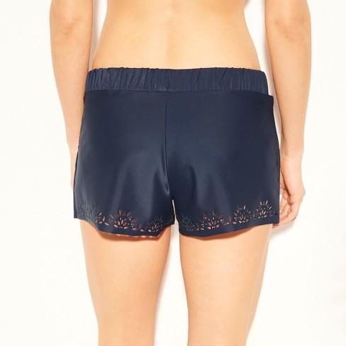 70addb1bd8c87 Women s Laser Cut Swim Shorts - Kona Sol™   Target