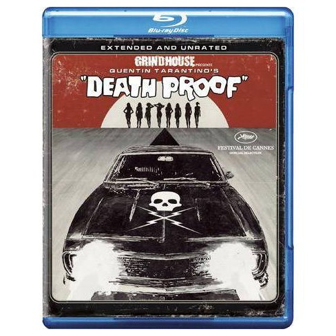 Death Proof (Blu-ray) - image 1 of 1