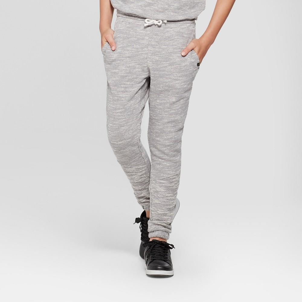 Boys' Jogger Pants - art class Gray XL