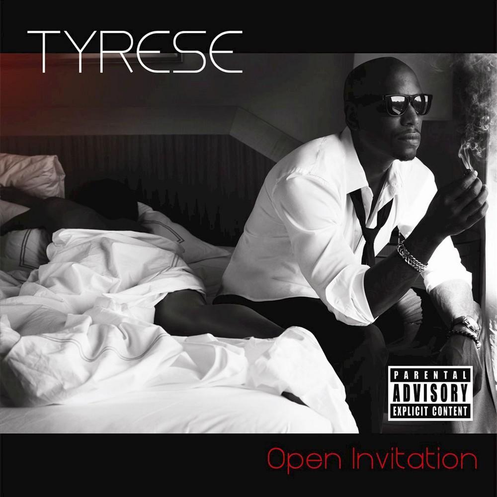 Tyrese - Open Invitation [Explicit Lyrics] (CD)