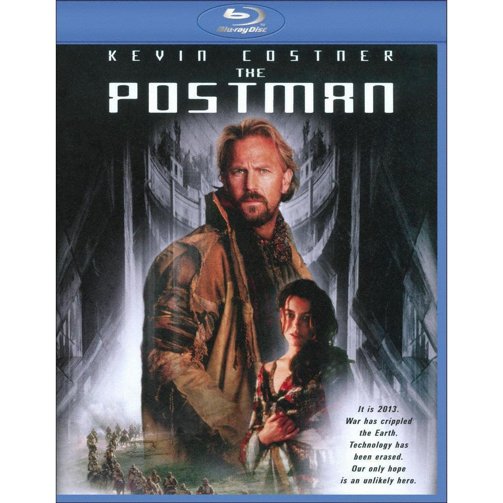 The Postman (Blu-ray), Movies