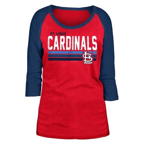 MLB St. Louis Cardinals Women's T-Shirt - image 1 of 2