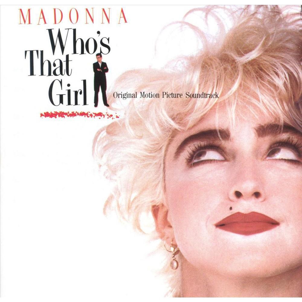 Madonna - Who's That Girl (Vinyl)