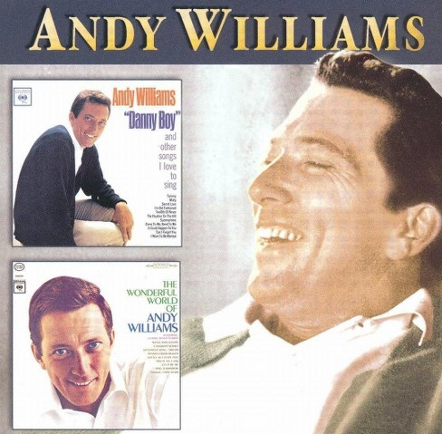 Andy williams - Danny boy/Wonderful world of andy wil (CD) - image 1 of 1