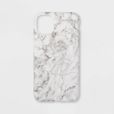 heyday™ Apple iPhone 11 Case - White Marble - image 1 of 3