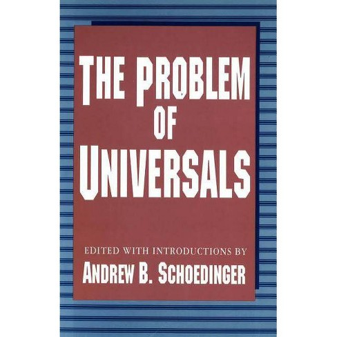 The Problem of Universals - (Paperback) - image 1 of 1