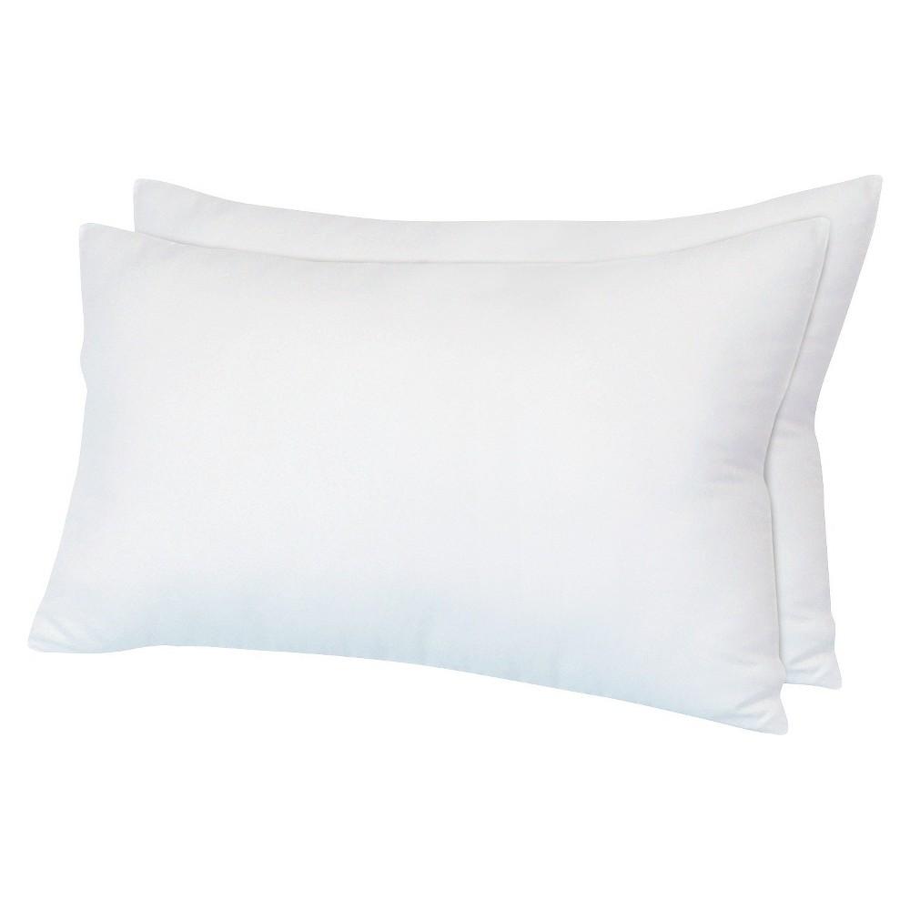 SensorPEDIC SensorLOFT CoolMax 400TC 2pk Pillow - White (Jumbo)