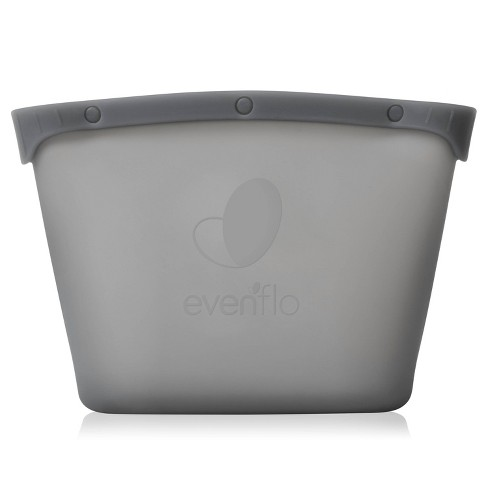 Evenflo Silicone Reusable Sanitizer Microwave Steam Bags - image 1 of 4