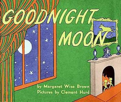 Goodnight Moon (Anniversary)(Hardcover)(Margaret Wise Brown)
