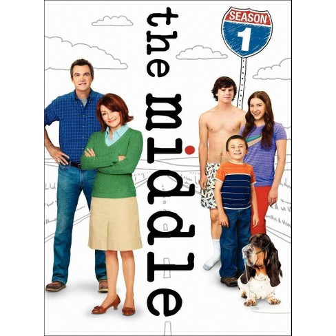 The Middle: Season 1 (3 Discs) (DVD) - image 1 of 1