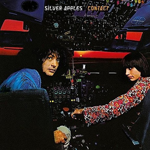 Silver Apples - Contact (Vinyl) - image 1 of 1