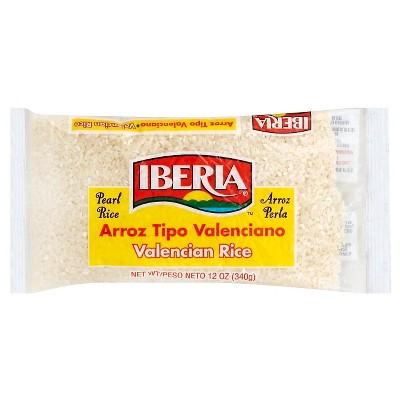 Iberia Valencian Pearl White Rice - 12oz