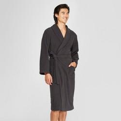 Men's Microfleece Robe - Goodfellow & Co™ Zodiac Night L/XL