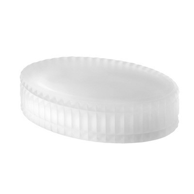 Devon Soap Dish White - Allure Home Creations