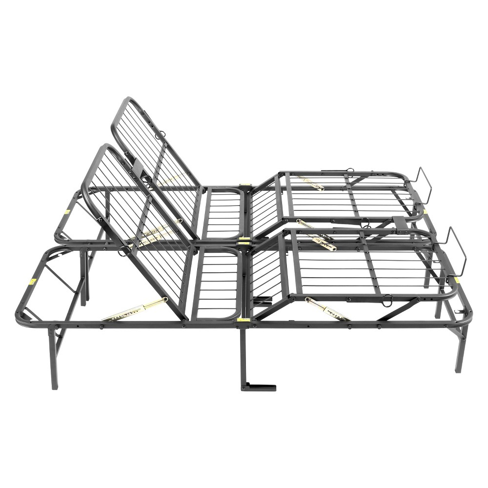Simple Adjust Head and Foot Bed Frame (Twin)