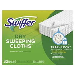 Swiffer Sweeper Dry Refills Unscented
