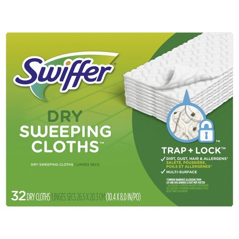 Swiffer Sweeper Dry Refills Unscented - image 1 of 4