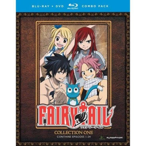 Fairy Tail: Collection One (Blu-ray) - image 1 of 1
