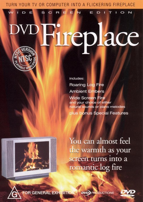 Fireplace (DVD) - image 1 of 1