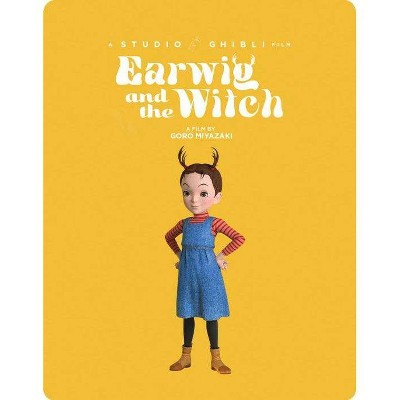 Earwig and the Witch (SteelBook) (Blu-ray + DVD)