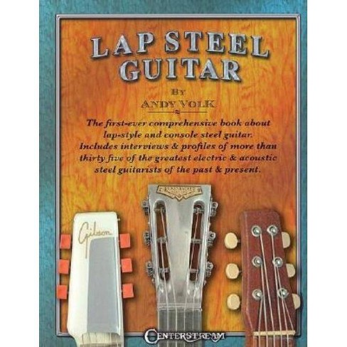 Lap Steel Guitar - by  Andy Volk (Paperback) - image 1 of 1
