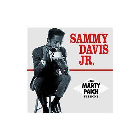 Sammy Jr. Davis - 1961-1962 Marty Paich Sessions (CD) - image 1 of 1