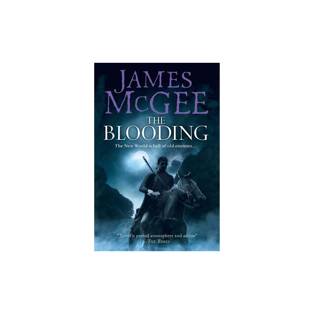 The Blooding (Hardcover), Books