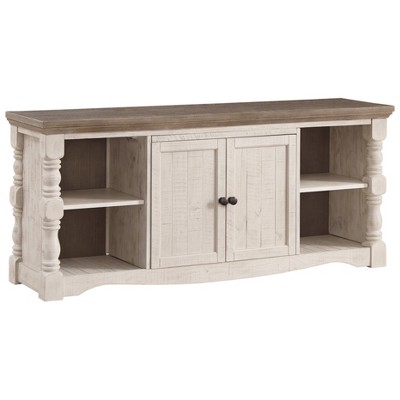 """Havalance TV Stand for TV's upto 67"""" White - Signature Design by Ashley"""