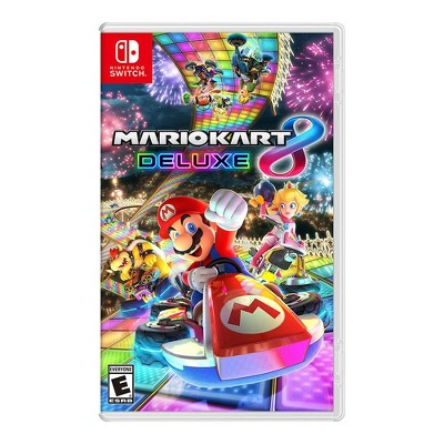 Nintendo Mario Kart 8 Deluxe Switch - Email Delivery