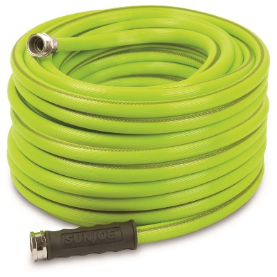 Sun Joe® 1/2  Heavy Duty Garden Hose - 100' - Green