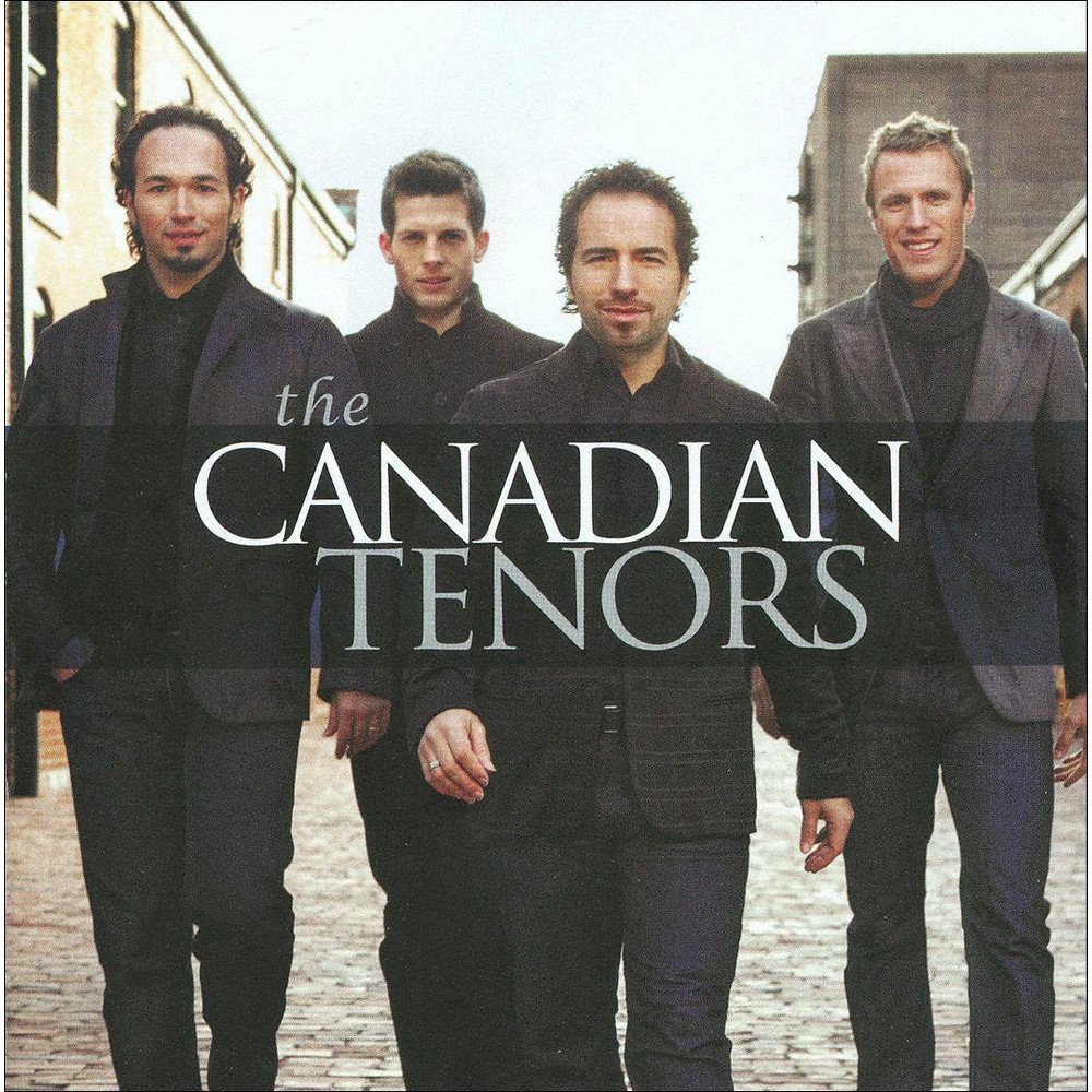 The Canadian Tenors - The Canadian Tenors (CD)