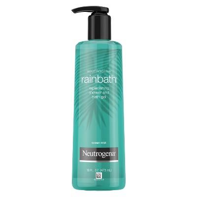 Body Washes & Gels: Neutrogena Rainbath Replenishing Shower & Bath Gel
