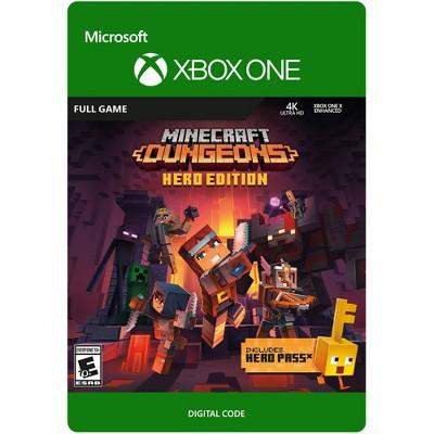 Minecraft Dungeons: Hero Edition - Xbox One (Digital)