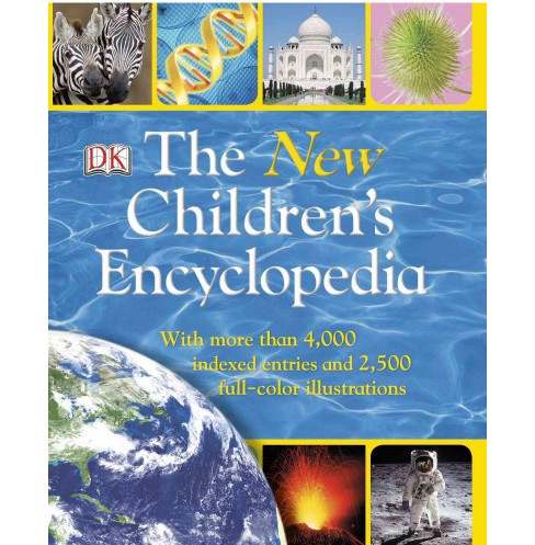 New Children's Encyclopedia (Paperback) - image 1 of 1