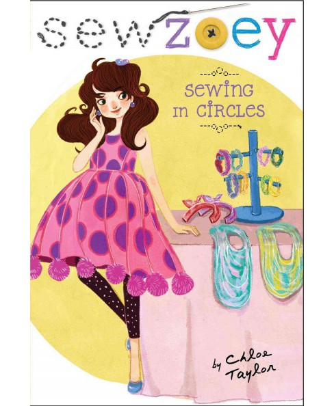 Sewing in Circles (Paperback) (Chloe Taylor) - image 1 of 1