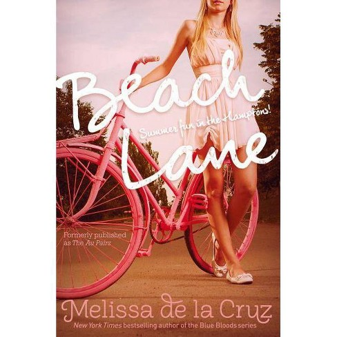 Beach Lane - by  Melissa de la Cruz (Paperback) - image 1 of 1