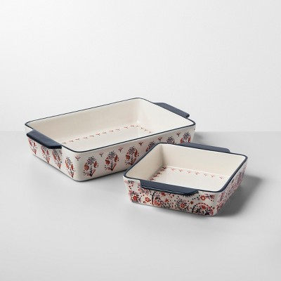 2pk Canyon Sunrise Ceramic Bakeware Set. - Opalhouse™