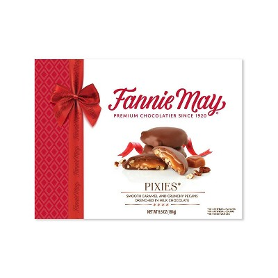 Fannie May Milk Chocolate Pixies - 6.5oz