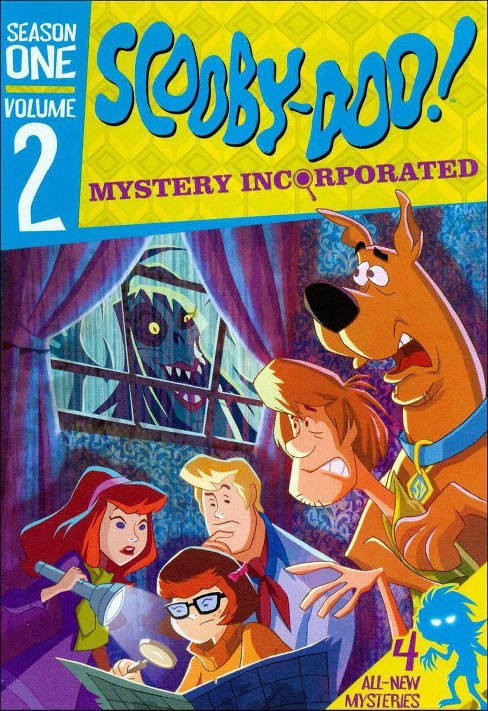 Scooby doo mystery inc vol 2 (DVD) - image 1 of 1
