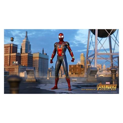 spider man ps4 collectors edition