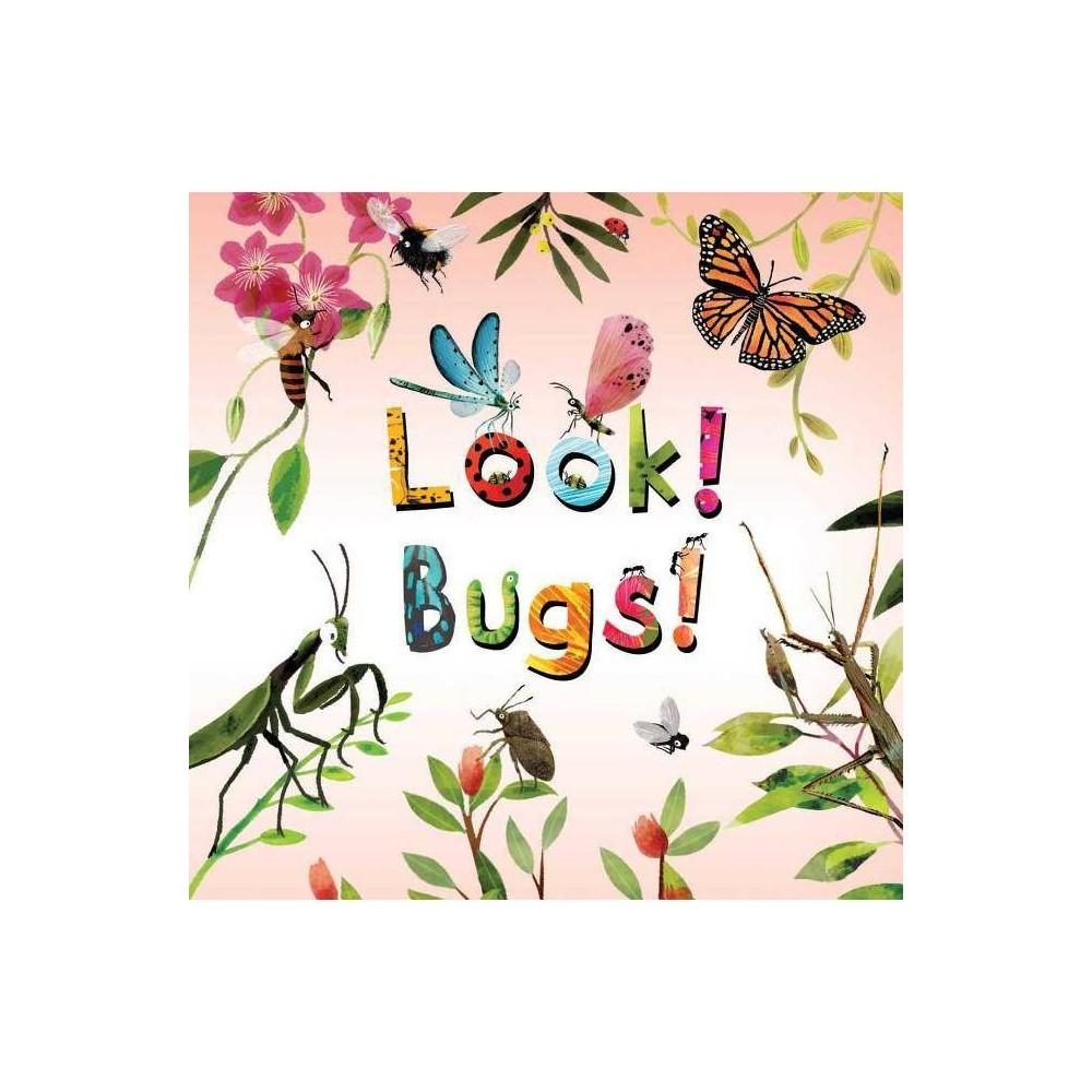 Look Bugs By Stephanie Calmenson Hardcover