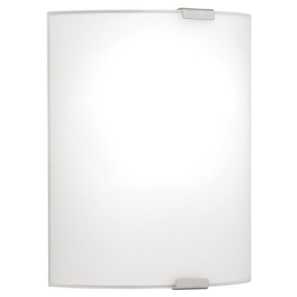 "Image of ""Grafik Wall Light 11"""" Chrome - Eglo"""