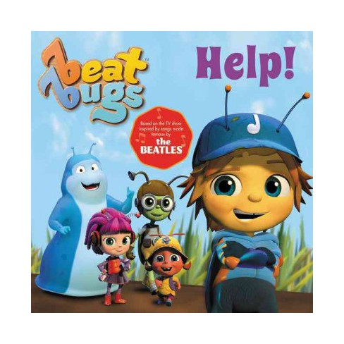 Beat Bugs Help! (Paperback) (Anne Lamb) - image 1 of 1