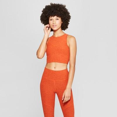 Women's Mini Stripe Longline Sports Bra   Joy Lab™ by Joy Lab