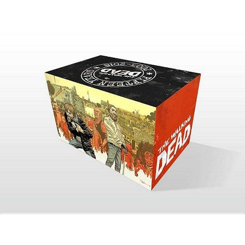 The Walking Dead Compendium 15th Anniversary Box Set - by  Robert Kirkman (Paperback) - image 1 of 1