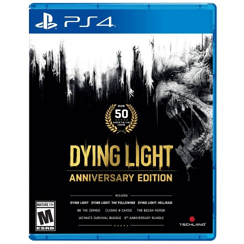 Dying Light Anniversary Edition - PlayStation 4 - image 1 of 4