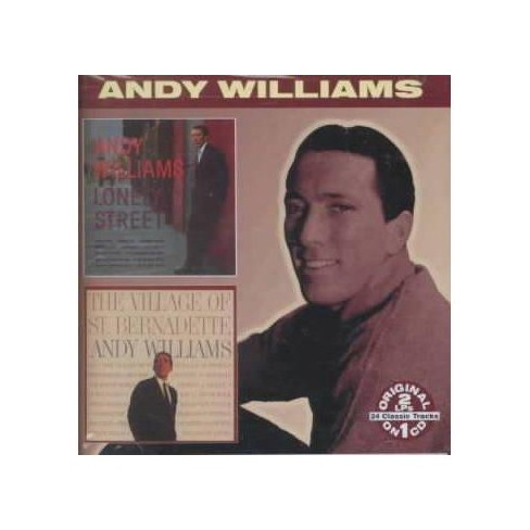 Andy  Andy; Williams Williams - Lonely Street/The Village of St. Bernadette (CD) - image 1 of 1